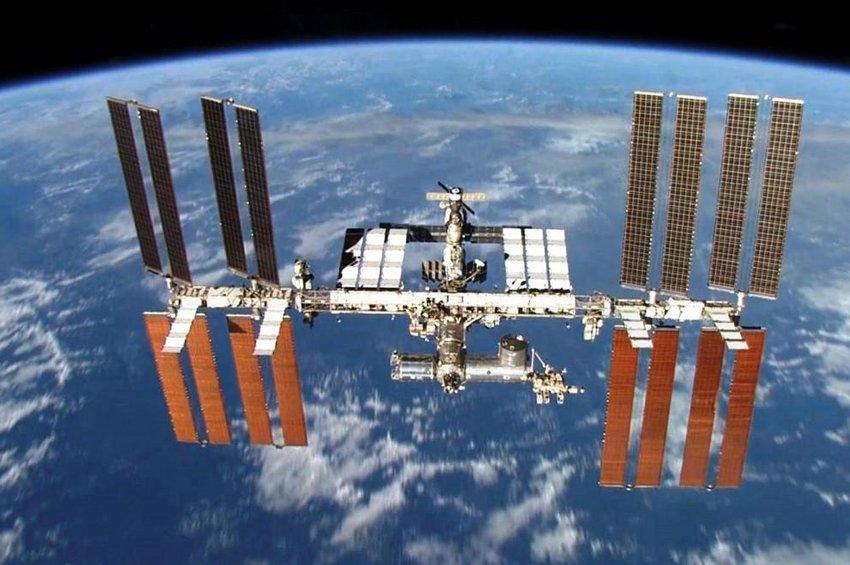 Επισκευάστηκαν η τουαλέτα και το σύστημα παροχής οξυγόνου στον Διεθνή Διαστημικό Σταθμό - Το πλήρωμά του είναι ασφαλές