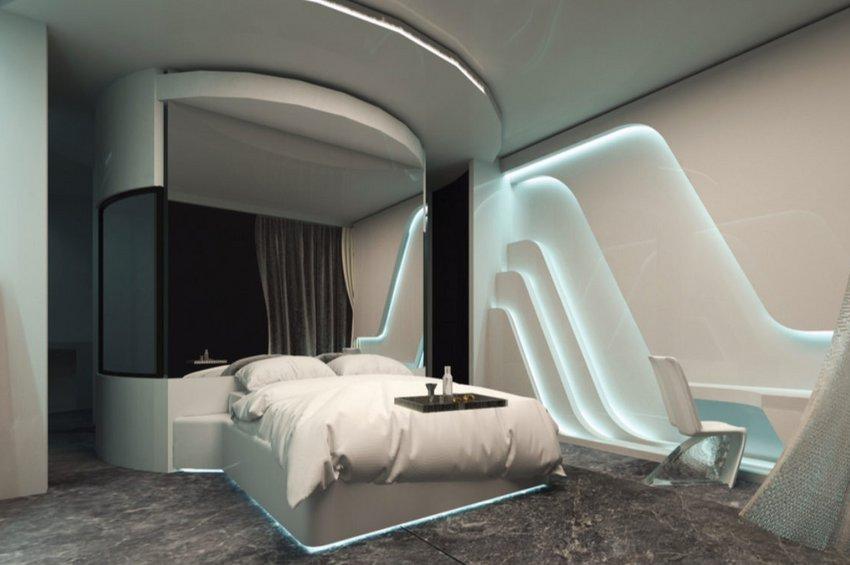 «Κινητά» δωμάτια και σερβιτόροι-ρομπότ: Τα ξενοδοχεία του μέλλοντος