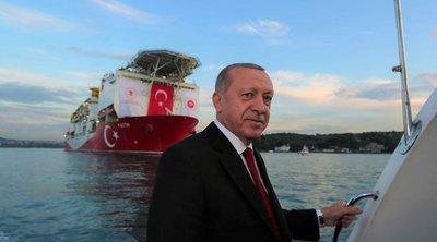 Ερντογάν: Η Τουρκία «είναι αποφασισμένη να υπερασπιστεί τα συμφέροντά της» στη Μεσόγειο