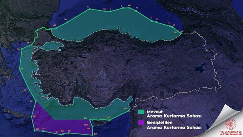 Νέα πρόκληση με χάρτη από την Αγκυρα - Τι απαντά η Αθήνα