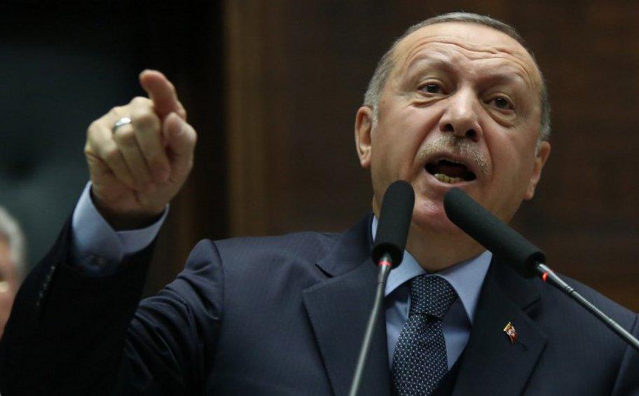 Εκτός ορίων πλέον ο Ερντογάν: «Κακομαθημένη» η Ελλάδα - Ο Μακρόν χρειάζεται ψυχοθεραπεία
