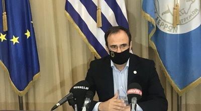 Σέρρες: Εκτακτα μέτρα για την αποφυγή επιβολής τοπικού lockdown ανακοίνωσε ο δήμαρχος