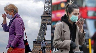 Ευρώπη: Ρεκόρ κρουσμάτων σε πολλές χώρες που υιοθετούν ξανά σκληρά μέτρα για να αντιμετωπίσουν την πανδημία
