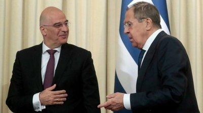 Ο Λαβρόφ στην Αθήνα τη Δευτέρα - Θα συναντηθεί με Μητσοτάκη, Δένδια, Τσίπρα