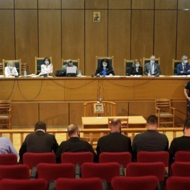 Στη φυλακή ο Μιχαλολιάκος και η ηγετική ομάδα - Μάγδα Φύσσα: Μακάρι να ήταν εδώ ο Παύλος