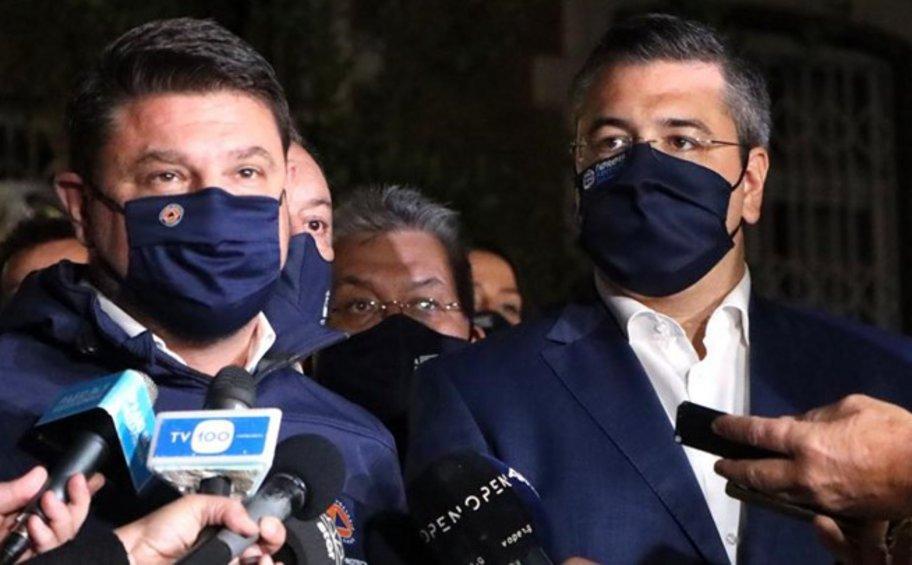 Έκτακτη σύσκεψη Χαρδαλιά-Τζιτζικώστα αύριο στις Σέρρες για την έξαρση της πανδημίας