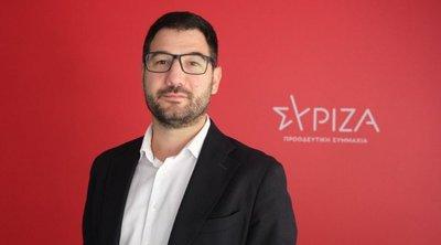 Ηλιόπουλος: Η κυβέρνηση έχει χάσει τον έλεγχο της πανδημίας