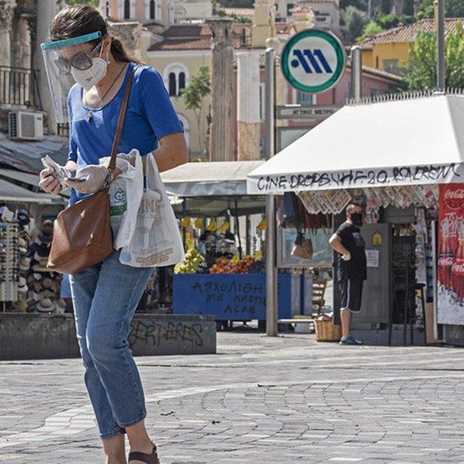 Σε ισχύ από σήμερα τα νέα μέτρα - Μάσκες παντού - Απαγόρευση κυκλοφορίας το βράδυ
