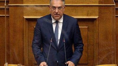 Θεοδωρικάκος: Επιταχύνουμε τις μεταρρυθμίσεις, ενισχύουμε την εθνική ενότητα