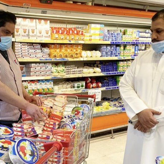 Μποϊκοτάζ σε Γαλλικά προϊόντα κάνουν πολλές μουσουλμανικές χώρες, όπως το Κατάρ και το Κουβέιτ