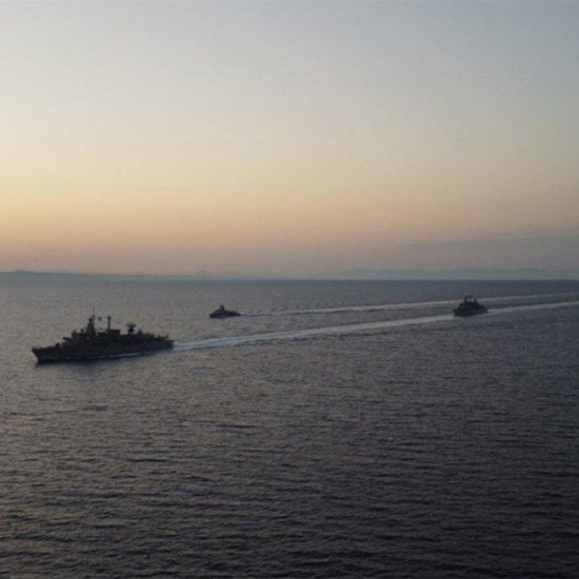 Οργή της Αθήνας για τη νέα Navtex - Οι Ενοπλες Δυνάμεις σε διάταξη μάχης στο Αιγαίο - Φωτογραφίες ντοκουμέντα