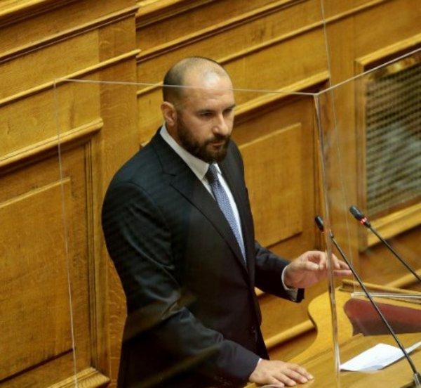 Τζανακόπουλος: Παταγώδης η αποτυχία της κυβέρνησης σε όλα τα επίπεδα