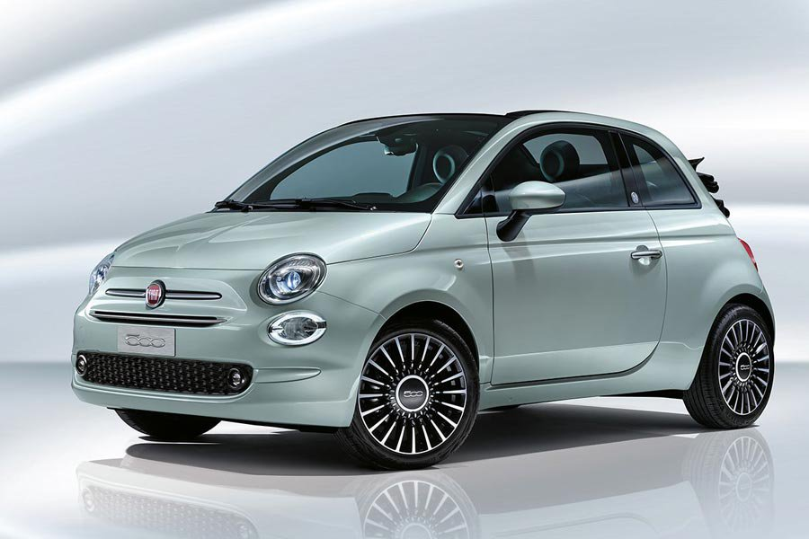Fiat 500 Hybrid από 11.950 ευρώ
