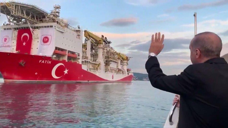 Ο Ερντογάν θέλει να μετατρέψει την ανατολική Μεσόγειο σε «οθωμανική λίμνη»