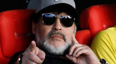 Μαραντόνα: Για τα 60ά μου γενέθλια θέλω ένα γκολ στους Άγγλους με το... δεξί χέρι!