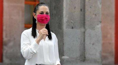 Μεξικό: Η δήμαρχος της πρωτεύουσας Κλαούδια Σέινμπαουμ μολύνθηκε από τον κορωνοϊό