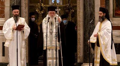 Ιερώνυμος στη Δοξολογία για το «ΟΧΙ»: Η μέρα αυτή είναι μεγάλος σταθμός για την Ελλάδα