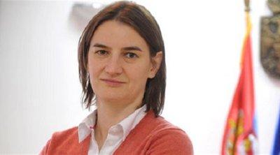 Σερβία: Υπερψηφίστηκε στη Βουλή η νέα κυβέρνηση, με πρωθυπουργό την Άνα Μπρνάμπιτς