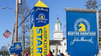 Μετατίθεται για το φθινόπωρο του 2021 ο Μαραθώνιος της Βοστώνης