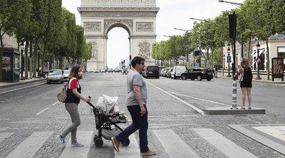 Η Γαλλία «κλείνει» λόγω κορωνοϊού - Ο Μακρόν ανακοινώνει απόψε νέα μέτρα με τηλεοπτικό μήνυμα