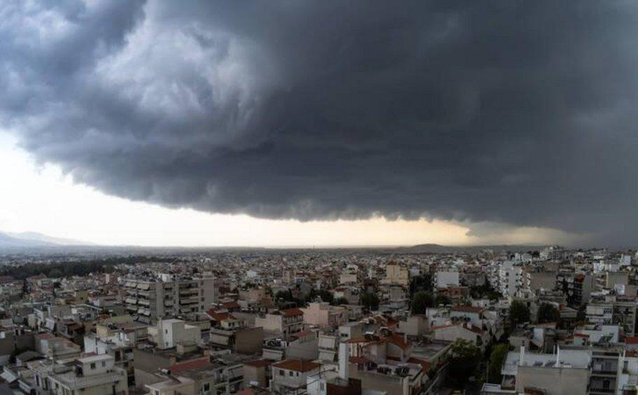 Κακοκαιρία Κίρκη: Καταστροφές στα Χανιά, πλημμύρες στην Εύβοια - Ο καιρός την Πέμπτη