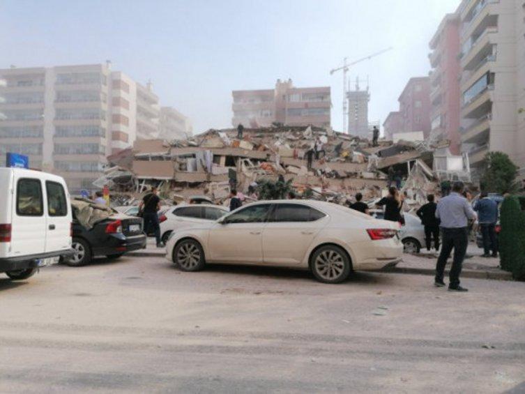 Τουρκία-Σεισμός: 6 νεκροί και 200 τραυματίες - Πληροφορίες για 40 εγκλωβισμένους στην Σμύρνη - ΒΙΝΤΕΟ