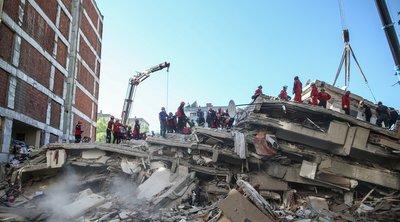Τουρκία: Στους 35 οι νεκροί από τον φονικό σεισμό - Τρεις άνθρωποι νοσηλεύονται σε κρίσιμη κατάσταση