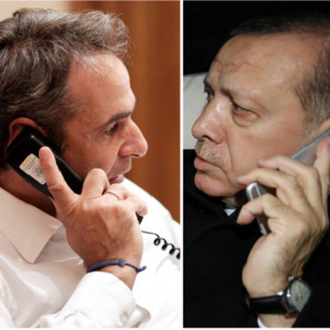 Ο σεισμός τους έφερε πιο κοντά: Το τηλεφώνημα Μητσοτάκη και το «ευχαριστώ» του Ερντογάν