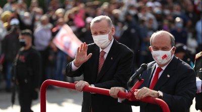 Βάσεις στα κατεχόμενα ετοιμάζει ο Ερντογάν