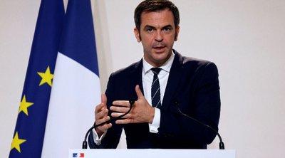 Γάλλος υπ. Υγείας: Τα εμβόλια αναμένεται να είναι αποτελεσματικά και κατά του νέου στέλεχους του ιού