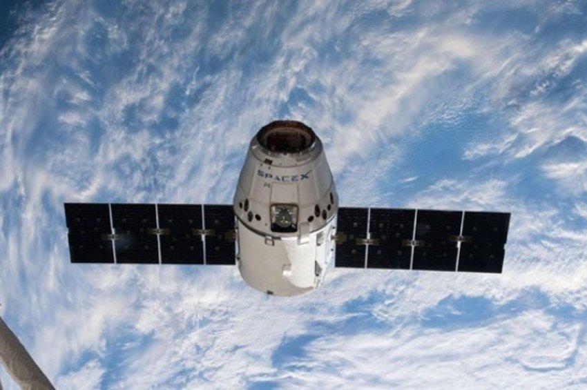 Το Crew Dragon των Space X-NASA «έδεσε» στον Διεθνή Διαστημικό Σταθμό
