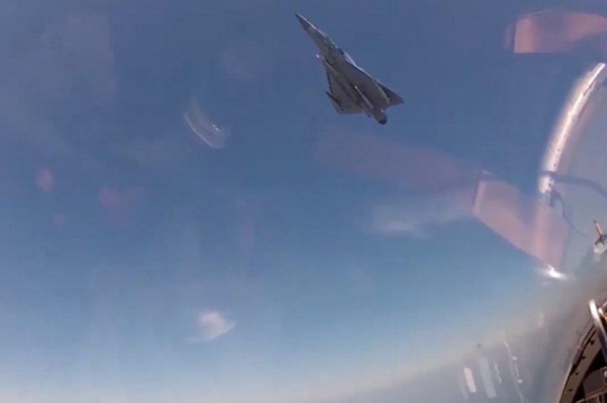 Οι Ευρωπαίοι είδαν αερομαχία με τουρκικά F-16 σε ζωντανή σύνδεση - ΦΩΤΟ - ΒΙΝΤΕ0