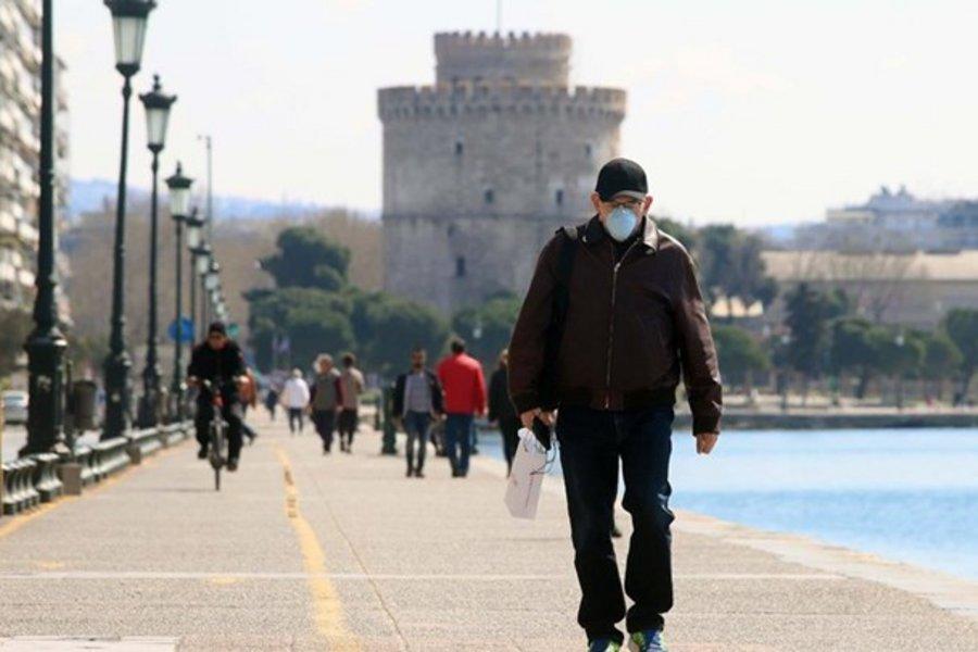 Γκάγκα για Bόρεια Ελλάδα: Ο κόσμος να βγαίνει έξω για τα απολύτως απαραίτητα