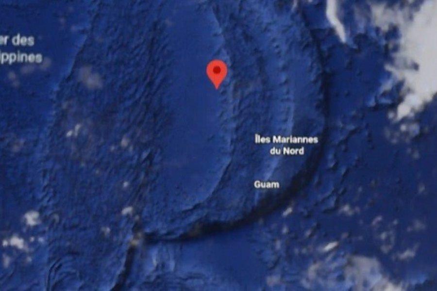 Κινεζικό υποβρύχιο σκάφος στα βαθύτερα νερά του πλανήτη - ΒΙΝΤΕΟ