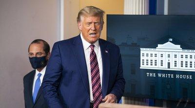 Ο Τραμπ έδωσε το «πράσινο φως» να ξεκινήσει η διαδικασία μετάβασης εξουσίας στον Μπάιντεν