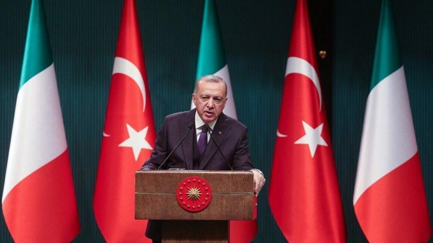 Ερντογάν υπό την απειλή κυρώσεων: Θέλουμε την ΕΕ αλλά μεροληπτεί σε βάρος μας - Στις Βρυξέλλες ο Καλίν
