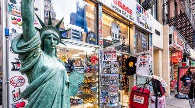 «I LOVE NY»: Tα τουριστικά μαγαζιά της Νέας Υόρκης μετά την πανδημία