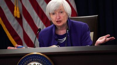 Wall Street Journal: Ο Μπάιντεν σκοπεύει να αναθέσει το υπουργείο Οικονομικών στην πρώην επικεφαλής της FED Τζάνετ Γέλεν