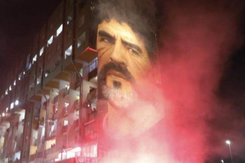 Στάδιο Ντιέγκο Αρμάντο Μαραντόνα: Η Νάπολη αποχαιρετά τον δικό της ήρωα