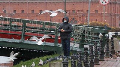 Ρωσία-κορωνοϊός: Ακόμη 559 θάνατοι σε ένα 24ωρο
