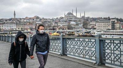 Τουρκία: Πάνω από 13.000 τα νέα κρούσματα, ο υψηλότερος αριθμός από τις 6 Ιανουαρίου