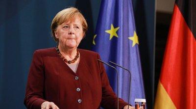 Η Μέρκελ σχεδιάζει ταξίδι στην Ουάσινγκτον λόγω του Nord Stream 2