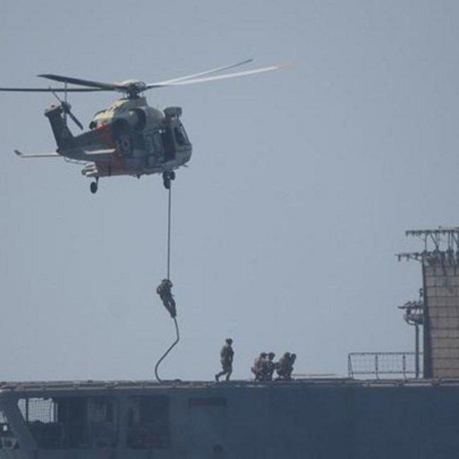 Ο Αρχηγός ΓΕΕΘΑ ετοιμάζει πολυεθνικό αντιτουρκικό τείχος στη Μεσόγειο