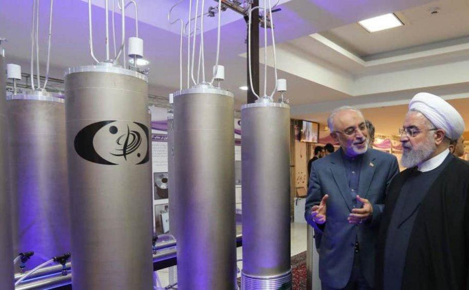 Το Ιράν ενημερώνει την ΙΑΕΑ ότι θα επιταχύνει τον εμπλουτισμό ουρανίου στον υπόγειο πυρηνικό σταθμό της Νατάνζ