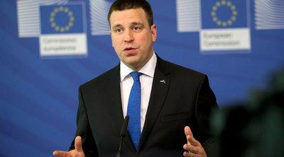 Εσθονία: Σε καραντίνα ο πρωθυπουργός  Γιούρι Ράτας, χάνει τη σύνοδο κορυφής της επόμενης εβδομάδας