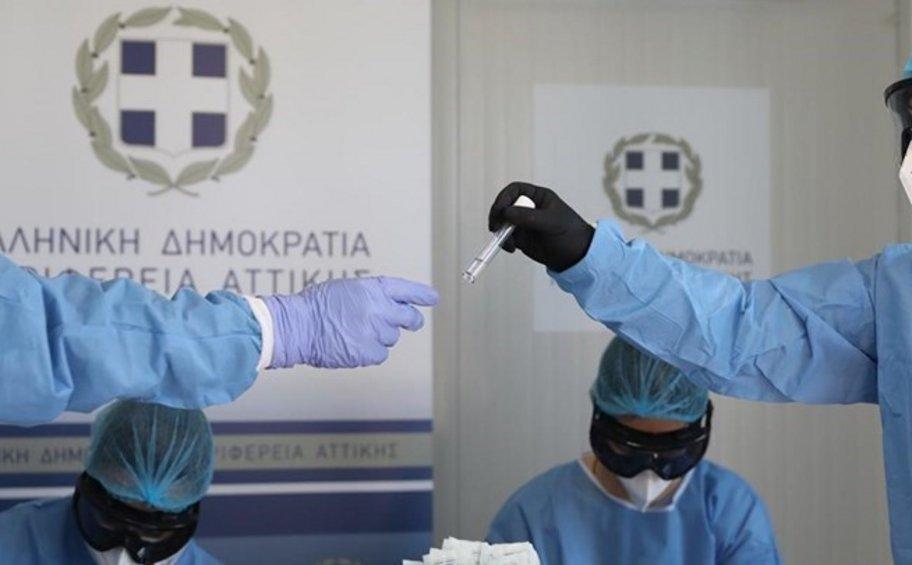 Επιμένει ο κορωνοϊός στην Αττική με 248 στα 585 νέα κρούσματα - 28 νεκροί, 288 διασωληνωμένοι