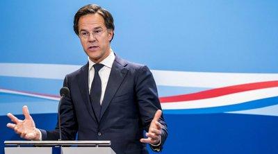 Ολλανδία: Παράταση της νυχτερινής απαγόρευσης κυκλοφορίας μέχρι τα τέλη Μαρτίου ανακοίνωσε ο πρωθυπουργός Ρούτε