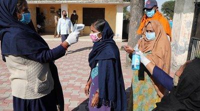 Ινδία: 24.337 κρούσματα κορωνοϊού, 333 θάνατοι σε 24 ώρες