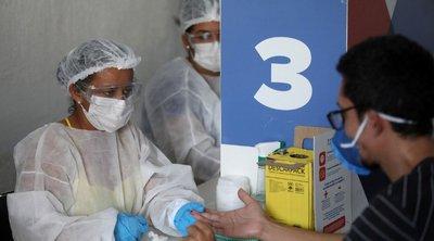 Βραζιλία-δημοσκόπηση: Περισσότεροι από 7 στους 10 πολίτες γνώριζαν προσωπικά κάποιον που έχασε τη ζωή του από την πανδημία του κορωνοϊού