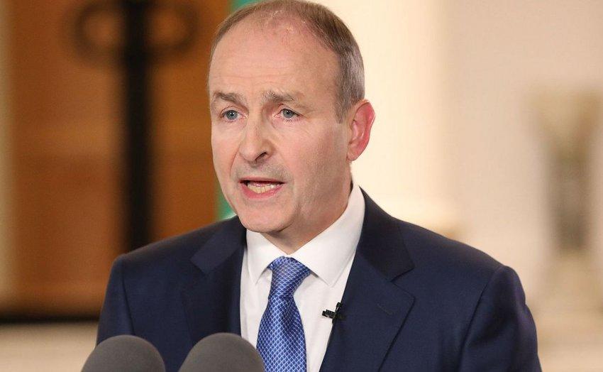 Ο Ιρλανδός πρωθυπουργός χαιρετίζει τη συμφωνία μεταξύ Βρετανίας και ΕΕ